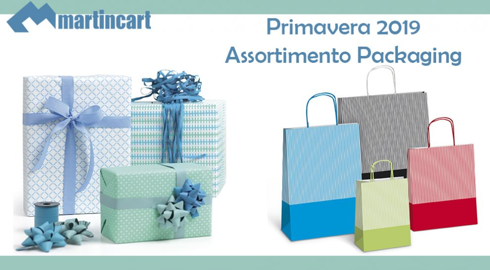 PACKAGING - PRIMAVERA 2019