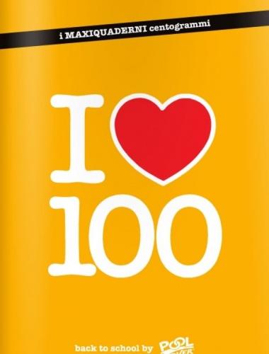 MAXIQUADERNI 100 GR